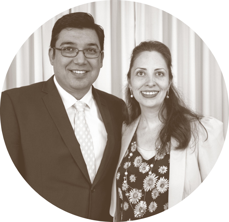 Ricardo and Iris Gonzalez