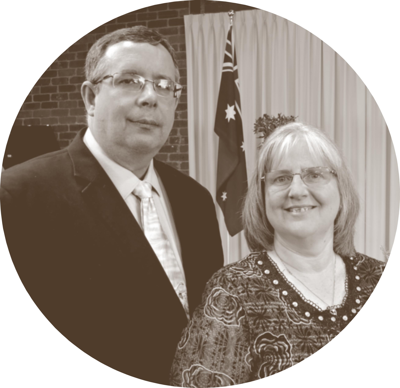 Robert and Lisa Gunter